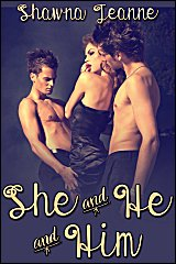 Cover for She and He and Him